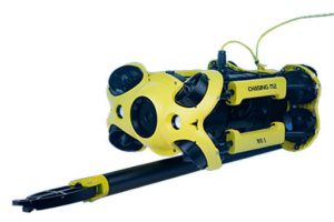 drone sous marin CHASING M2 avec bras